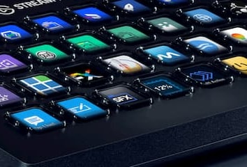 Elgato Stream Deck photo.