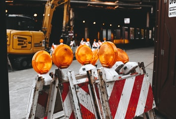 Roadblock barricades