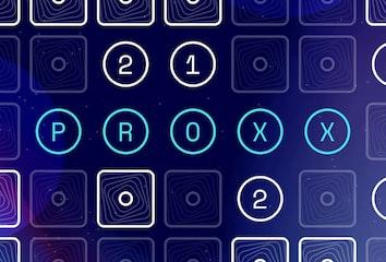 a logo image of PROXX.