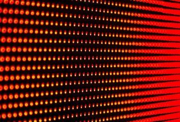 A closeup image of a computer screen.