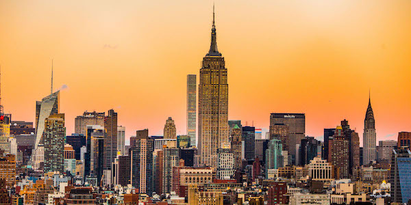 Photo of the Empire State Building