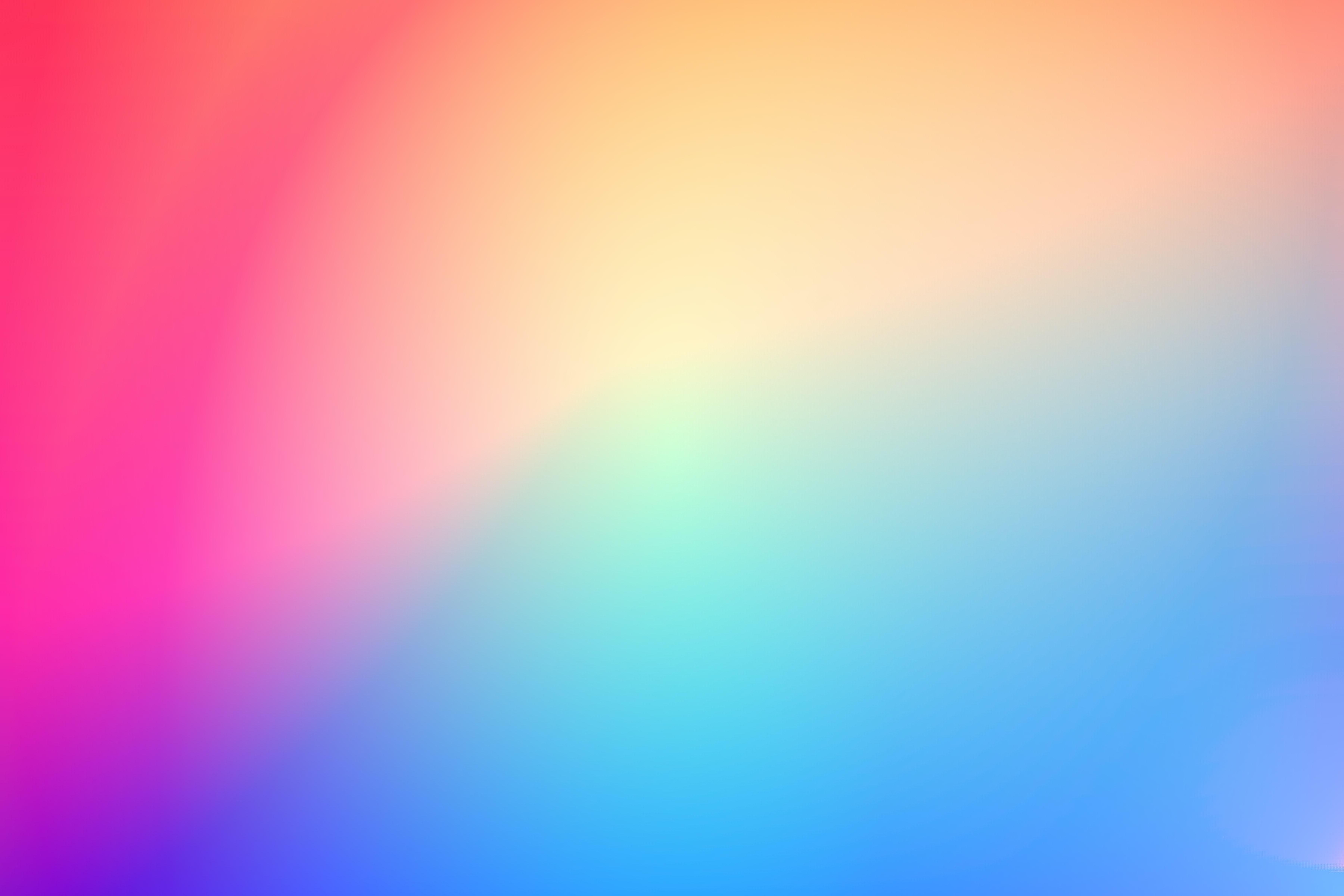 Multi-colored gradient