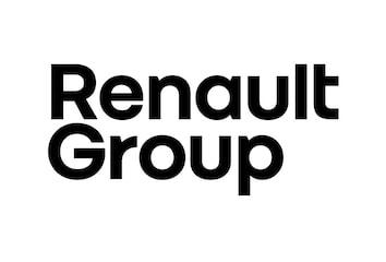 Renault Group logo.