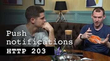 Push Notifications - HTTP 203