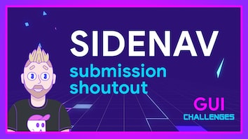 Submission shoutouts for SIDENAV