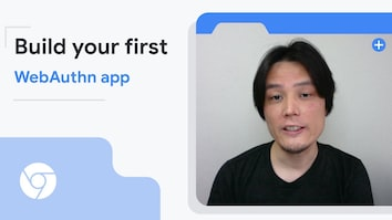 Build your first WebAuthn app (Japanese with English subtitles)
