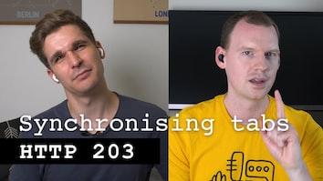 3.143 ways to synchronize data across documents - HTTP 203