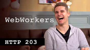 WebWorkers - HTTP203 Advent