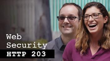 Web Security - HTTP203