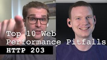 Top 10 performance pitfalls - HTTP 203
