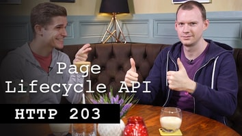 Page Lifecycle API - HTTP203