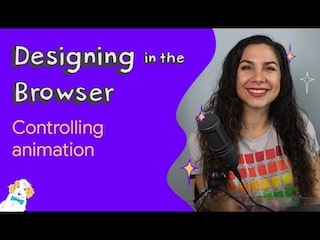Accessible Animation - Designing in the Browser