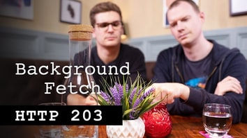 Background Fetch - HTTP 203