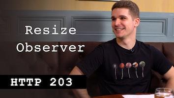 Resize Observer - HTTP203