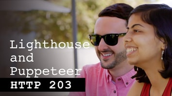 Lighthouse and Puppeteer - HTTP203