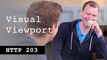 Visual Viewport - HTTP203