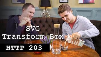 SVG Transform Box - HTTP203