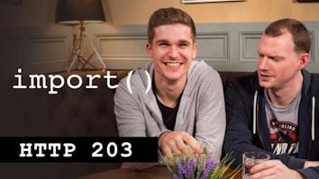 Import() - HTTP203
