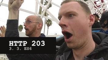 The Future of JavaScript - HTTP203
