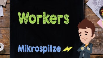 Supercharged Microtip: Workers (German with English subtitles)