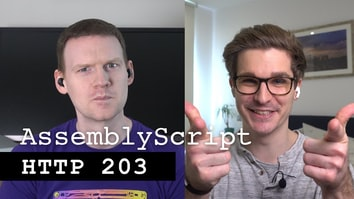 AssemblyScript - HTTP 203