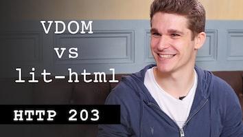 VDOM vs lit-html - HTTP203
