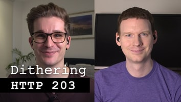 Dithering - HTTP 203
