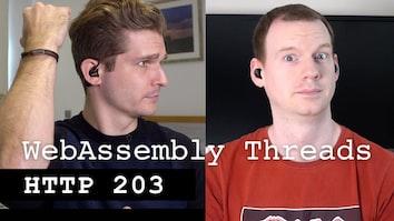 WebAssembly Threads - HTTP 203